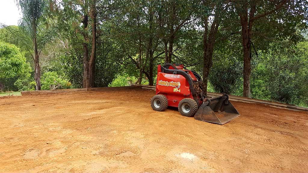 Kingo S Dingo Sunshine Coast Mini Digger Amp Excavator